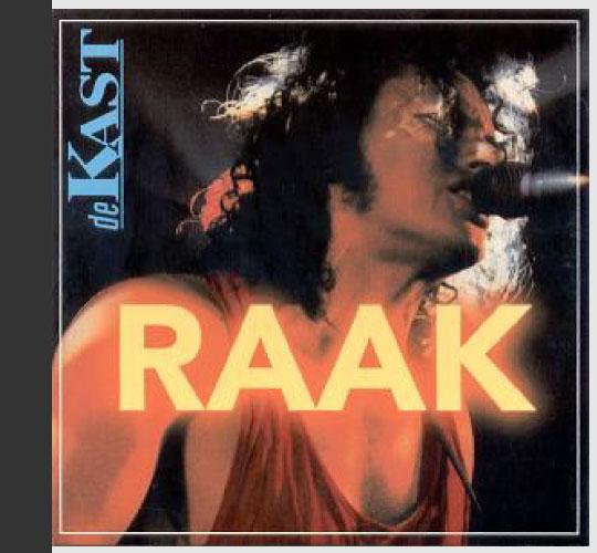 de-Kast-Discografie-Raak