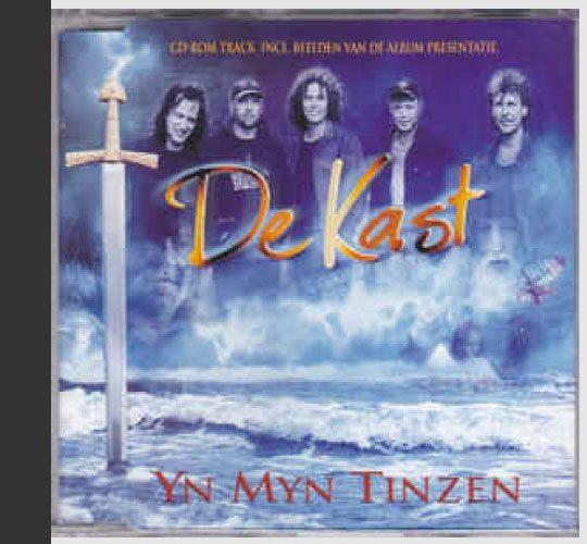 de-Kast-Discografie-Yn-myn-tinzen