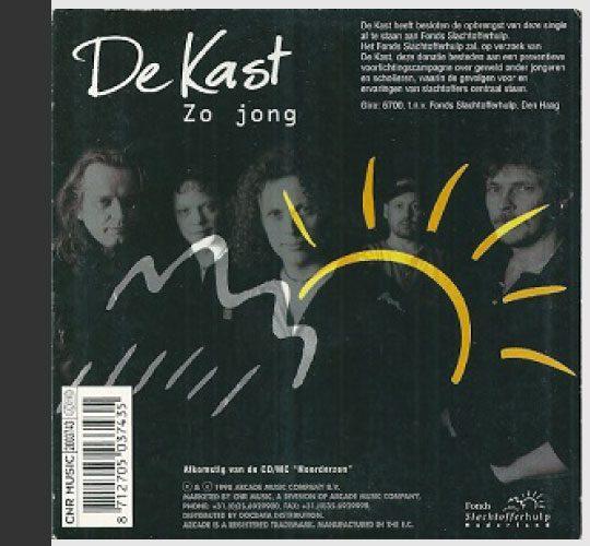de-Kast-Discografie-Zo-jong