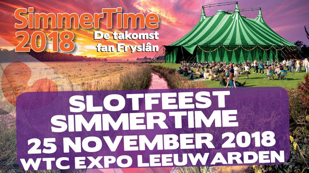 Simmertime-2018-Slotfeest25november- WTC EXPO Leeuwarden