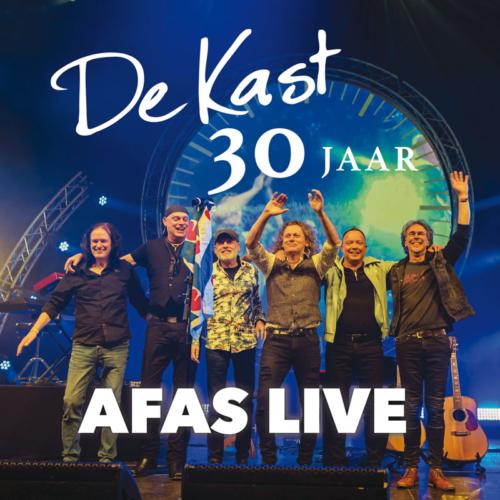 Cover-dubbelcd- De Kast 30 jaar AFAS live 2019